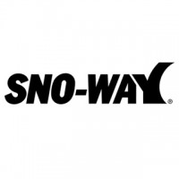 "SNOWAY 96001003 FITTING, 90 DEG .25"" NPT MALE"