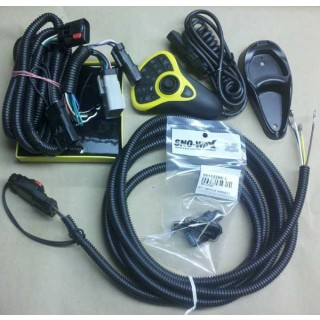 SNOWAY 99101124 PRO CONTROL II WIRED